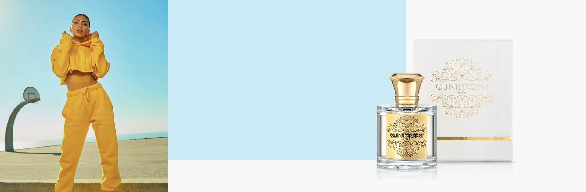 Quintesscent.com | Terra Perfume | The best women perfume | Perfume